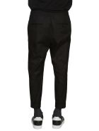Neil Barrett Classic Trousers - Black