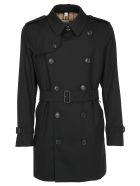 Burberry Wimbledon Trench Coat - Black