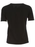 Nuur Viscose T-shirt S/s Crew Neck - Nero