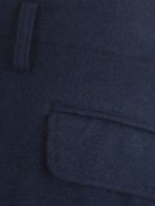Y's Tailored Trousers - Navy