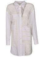 Golden Goose Lace Shirt - White Lace