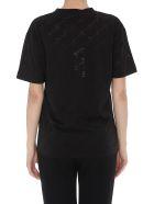 Stella McCartney Logo T-shirt - Black