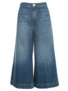 Frame Le Culotte Jeans Cropped - Sweetzer