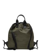 Dolce & Gabbana Logo Backpack - Verde