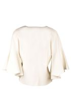Parosh Sweater - White