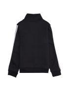 Givenchy Techno Fabric Full-zip Sweatshirt - black