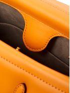 Fendi 'fendi Flip' Bag - Orange