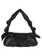 Miu Miu Leather Clutch - BLACK