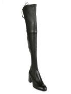 Stuart Weitzman Tieland Over-the-knee Boots - black