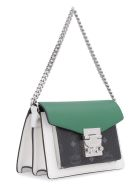 MCM Patricia Leather Shoulder Bag - Multicolor