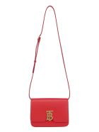 Burberry Tb Small Shoulder Bag - Bright red