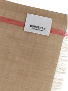 Burberry Gauze Scarf - Archive beige