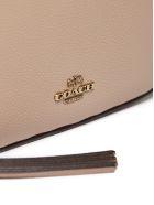 Coach Logo Shoulder Bag - Cipria