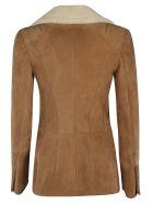 Ermanno Scervino Buttoned Jacket - beige