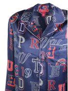 Tommy Hilfiger Pyjama Shirt - Deep well/multi