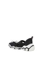 RED Valentino Red Ballet Sneakers - Nero