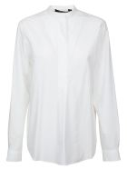 Sofie d'Hoore Round Collar Blouse - Optic White