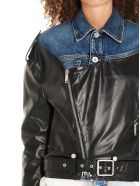 Ben Taverniti Unravel Project 'hybrid' Jacket - Multicolor
