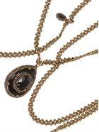 Alexander McQueen Gothic Layered Necklace - Basic