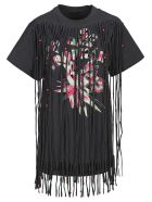 Isabel Marant Baiao T-shirt Dress - FADED NIGHT