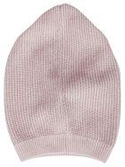 Be Blumarine Logo Beanie - Pink