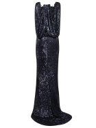 Nervi Zendaya Fantasia Mini Sequins - Night Blu