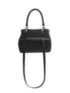 Givenchy Leather Shoulder Bag - Black