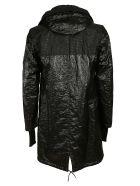 Stone Island Shadow Project Hooded Zipped Jacket - Black