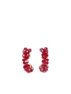 Simone Rocha Accessories Simone Rocha Embellished Earrings