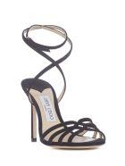 Jimmy Choo Mimi Sandals - Black  Black