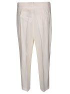 Erika Cavallini Concealed Trousers - White