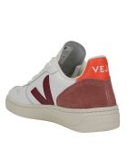 Veja Sneakers - Extra white/marsala dried/petal ora