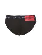Calvin Klein Logo Briefs - Nero
