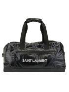Saint Laurent Duffle Bag - Nero/argento