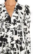 MATÉRIEL Dress - Black&White