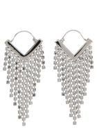 Isabel Marant 'freak Out' Earrings - Silver