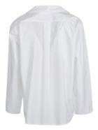 Sofie d'Hoore Bib Shirt - Optical White