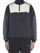 Adidas Originals by Alexander Wang 'disjoin' Sweatshirt - Nero bianco