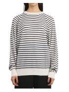 Barena Ivory Ottavia Rubino Sweater - Ivory
