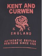 Kent & Curwen 'rose Band' T-shirt - Black