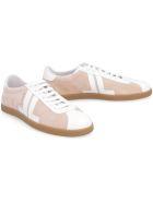 Lanvin Suede Low-top Sneakers - Pink