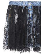 Ben Taverniti Unravel Project Unravel Project Skirt - Blue