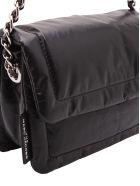 Marc Jacobs 'the Pillow' Leather Shouder Bag - Black