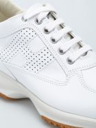 Hogan Laced Shoes - White