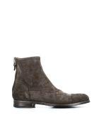 """Alberto Fasciani Ankle Boots """"xenia 509"""" - Grey"""
