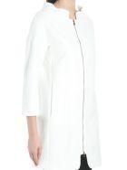 Herno Coat - White