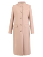 Givenchy Single-breated Coat - Beige