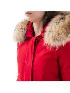Woolrich Arctic Parka - MARINE SCARLET