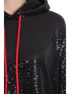Marcelo Burlon Sweatshirt In Black Cotton - Nero
