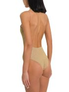 Oseree Lumiere Maillot One Piece Swisuit - Oro